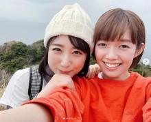 【エンタがビタミン♪】川田裕美、かつて「友達になって」と頼まれた佐藤栞里と久々に共演 今では「すぐにまた会いたくなる人」