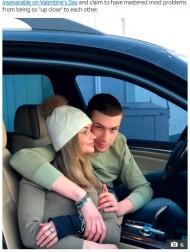 【海外発!Breaking News】鎖で繋いだまま過ごすことに挑戦したカップルにトラブル 皮膚科医は「中断した方がいい」(ウクライナ)