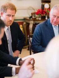 【イタすぎるセレブ達】ヘンリー王子、王配の葬儀前に「王室内の緊張を和らげるため」父チャールズ皇太子に手紙を送っていた