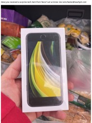 【海外発!Breaking News】アップル違い? スーパーでリンゴを注文したらiPhoneが届いた男性(英)