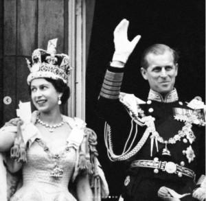 """女王を""""リリベット""""の愛称で呼んでいたフィリップ王配(画像は『The Royal Family 2020年6月10日付Instagram「Wishing The Duke of Edinburgh a very happy birthday!」』のスクリーンショット)"""