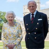 エリザベス女王、フィリップ王配の最期を看取る