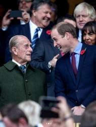 【イタすぎるセレブ達】ウィリアム王子、英アカデミー賞授賞式への出席を辞退 フィリップ王配の逝去を受けて