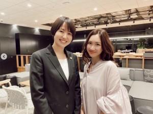 長澤まさみとサプライズ出演した紗栄子(画像は『SAEKO 2021年4月26日付Instagram「本日放送された「ドラゴン桜2」に、16年ぶりに小林麻紀役で特別出演させていただきました」』のスクリーンショット)