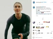 【海外発!Breaking News】髄膜炎で手足の一部を失った女性「傷痕は隠さない」「パラリンピックで金メダルを目指す」(伊)<動画あり>