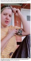 【海外発!Breaking News】「最も意味のないタトゥー」を深く後悔する母親(米)