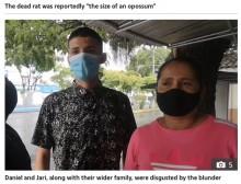 【海外発!Breaking News】死産の赤ちゃんの遺体を紛失した病院、ネズミの死骸を箱に入れて遺族に渡す(コロンビア)