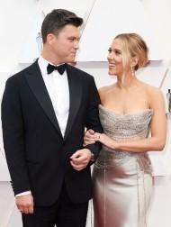 【イタすぎるセレブ達】スカーレット・ヨハンソン、『MTVムービー&TVアワード』で夫のいたずらに激怒