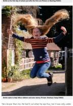 【海外発!Breaking News】人生2回目のヘアカットを決断した男の子 8年間伸ばした髪をがんと闘う子のために寄付へ(英)