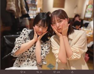 【エンタがビタミン♪】HKT48卒業間近・森保まどか、田中美久を激励 ポスト森保狙う村重杏奈の行方は