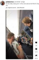 【海外発!Breaking News】フライト中のデルタ航空機内で男児誕生 女性は妊娠に気付かず搭乗(米)