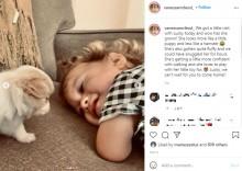 前腕欠損の2歳児、同じ病気の子犬と出会う 「人と違っていい」と母親(カナダ)<動画あり>