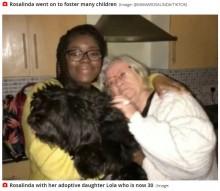 「買い物に行くから」と隣人の子を預かった女性 母親は戻らず、18歳まで育てる(英)