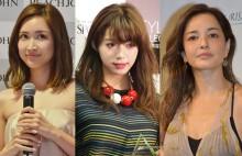 紗栄子、池田エライザがショートボブに 梨花は超ベリーショートで「もはや和製オードリー・ヘプバーン」の声