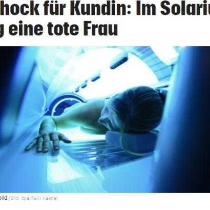 【海外発!Breaking News】日焼けサロンで死亡事故 2時間以上ベッドに入ったままで客が気付く(オーストリア)