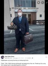 【海外発!Breaking News】「先生、お金がないんです」依頼人からカニを渡され、快く受け取った弁護士(フィリピン)