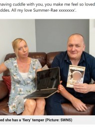 【海外発!Breaking News】父の日カードで「パートナーが浮気」と思い込んでしまった女性 パソコンや携帯を叩き壊す(英)