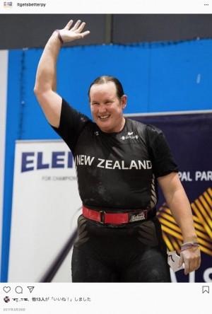 【海外発!Breaking News】五輪初トランスジェンダー選手の出場に「悪い冗談だ」 ベルギーの女子重量挙げ選手が異議<動画あり>