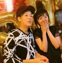 名倉潤の娘に「生まれたてミニ名倉さん」「目元がそっくり」と反響 妻・渡辺満里奈が写真公開