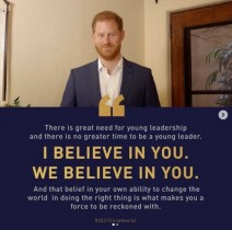 【イタすぎるセレブ達】ヘンリー王子、英帰国後に初めて動画を公開 ウィリアム王子と共に式典への出席を示唆