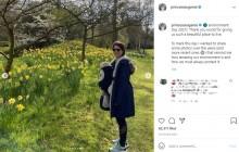 【イタすぎるセレブ達】英ユージェニー王女、2月に誕生した愛息との2ショット公開