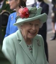 【イタすぎるセレブ達】エリザベス女王、ロイヤルアスコット最終日に来場 2年ぶりの観戦に満面の笑み
