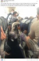 【海外発!Breaking News】飛行機内で低血糖と高熱で倒れた乗客を2人の医学生が救う 「未来の医師による素晴らしい仕事」と称賛(米)