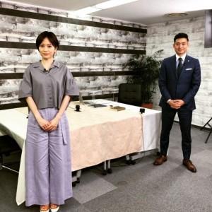 前田敦子と木下レオン氏(画像は『フジテレビ『突然ですが占ってもいいですか?』 2021年6月21日付Instagram「#突然ですが占ってもいいですか? 6月23日」』のスクリーンショット)