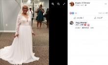 【海外発!Breaking News】着用できなかった純白のウェディングドレス 94歳おばあちゃんの夢を孫が叶える(米)<動画あり>
