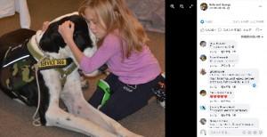【海外発!Breaking News】「この子が歩くことを教えてくれたの」難病の少女、愛犬との絆で歩け自転車に乗れるまでに(米)<動画あり>