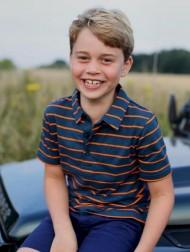 【イタすぎるセレブ達】ジョージ王子が8歳に 母キャサリン妃撮影の写真が公開 曾祖父の思い出を偲ばせる
