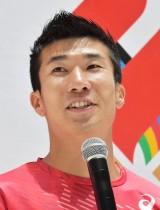 【エンタがビタミン♪】陸上・桐生祥秀の第1子に、鶴瓶「今どのぐらい?」 「8キロ」の答えに「肉買うてるんじゃない」と笑い