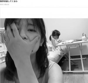 【エンタがビタミン♪】小林礼奈、実写版『東京リベンジャーズ』を4歳娘と鑑賞 批判の声に「何も法に触れちゃいない」と猛反発