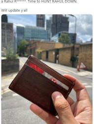 【海外発!Breaking News】落ちていた財布の持ち主を自力で探し出した男性 その情熱に「小説みたいなストーリー」と感嘆の声(英)