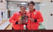 【エンタがビタミン♪】柔道・金メダルの高藤直寿、子どもが銅メダルを「捨てていいの?」 七夕の短冊には「ぱぱがおりんぴっく かちますように」