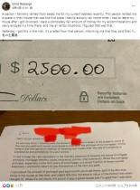 【海外発!Breaking News】かつて住んでいた部屋の大家から、ローン返済の貢献分として27万円以上が届く(米)