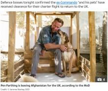 【海外発!Breaking News】英・動物保護活動家、アフガニスタンから連れ出した170頭以上の犬猫に殺処分の可能性<動画あり>