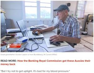 【海外発!Breaking News】ネットバンキングで送金ミス 88歳男性が570万円超を失う悲劇に「あまりにも不公平」(豪)