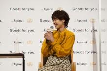 【エンタがビタミン♪】吉瀬美智子、娘にかけた言葉明かす「挑戦したことは素晴らしい」 決して怒らず