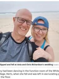 【海外発!Breaking News】結婚式でゲストの女性が怪我、新郎一家に480万円の賠償金命じる(英)