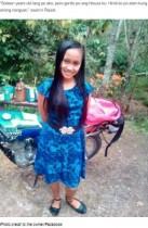 【海外発!Breaking News】50歳に見える16歳少女、2年前から急速に老化も「夢を実現したい」(フィリピン)<動画あり>