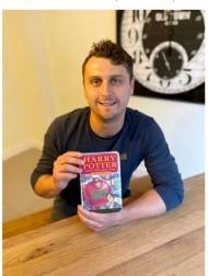 【海外発!Breaking News】英在住のハリー・ポッターさん、原作小説より先に誕生も「本名と信じてもらえない」