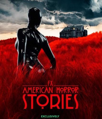 『アメリカン・ホラー・ストーリー』のラバーウーマン(画像は『American Horror Story 2021年6月21日付Instagram「Horror comes home.」』のスクリーンショット)
