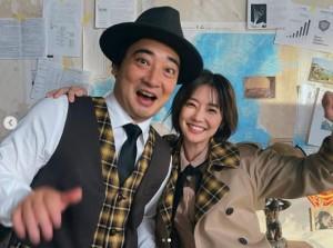 【エンタがビタミン♪】倉科カナ、ジャンポケ斉藤と久しぶりの共演に「なんだか同志のように思ってます!」