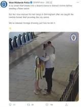 【海外発!Breaking News】陽気な奴には要注意 ダンスしながら130万円相当の高級腕時計を盗んだ男を逮捕(英)<動画あり>