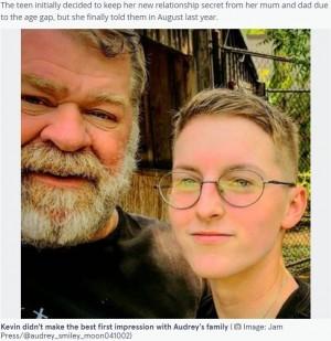 【海外発!Breaking News】19歳の結婚相手はなんと61歳 親が警察に通報するも「彼はソウルメイト」と譲らず(米)