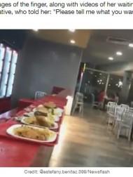 【海外発!Breaking News】ハンバーガーに切断された手指が混入 発見した女性客「店は営業を継続」と怒り(ボリビア)