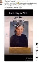 15歳で出産した女性 現在36歳で12人目を妊娠中も「我が子は18歳までデート禁止」(米)<動画あり>