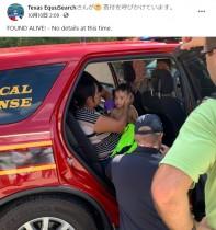【海外発!Breaking News】森で3日間行方不明だった3歳男児を無事保護、発見者は「神に『探しに行きなさい』と言われた」(米)<動画あり>