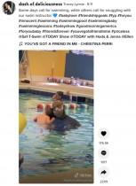 【海外発!Breaking News】生後10か月の「パンデミックベビー」が水泳教室で築いた先生との幸せな絆(米)<動画あり>